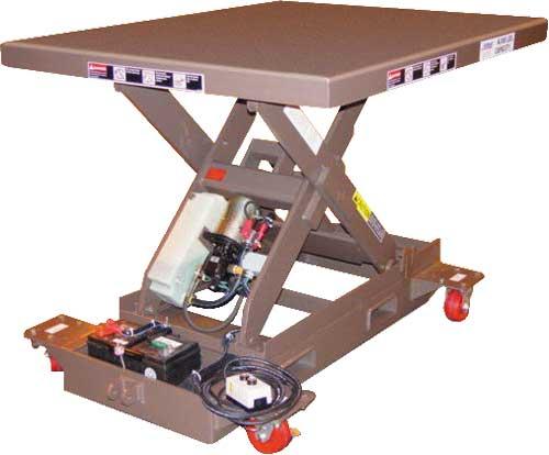 Autoquip Series 35 Rover 36srv25 Lift Tables