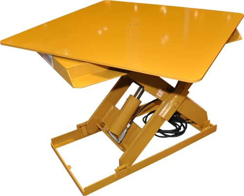 Autoquip 24slp40exn Low Profile Extra Narrow Lift Table