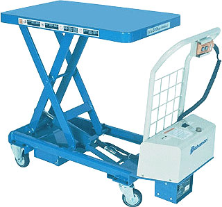 Bishamon Bxb Electric Mobile Lift Tables