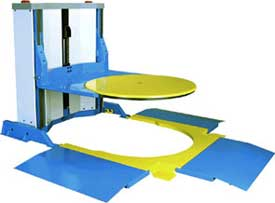 Bishamon EZ-Off Rotating Lift Tables