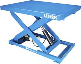 Bishamon Lift2K Lift Tables
