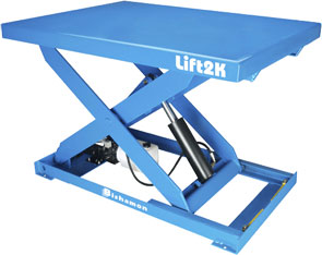 Bishamon Lift2k And Lift25k Economy Lift Tables