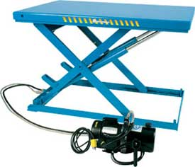 Bishamon LX Low Profile Scissors Lifts