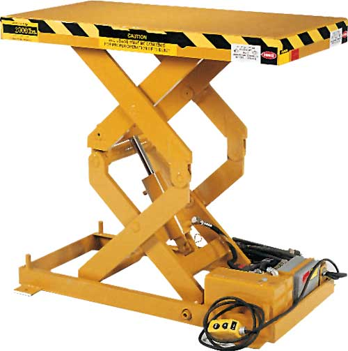 Ecoa Clt Compact Heavy Duty Lift Tables