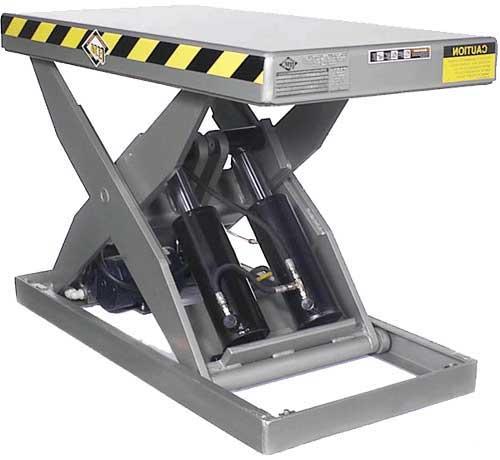 High Capacity Heavy Duty Industrial Hydraulic Lift Tables