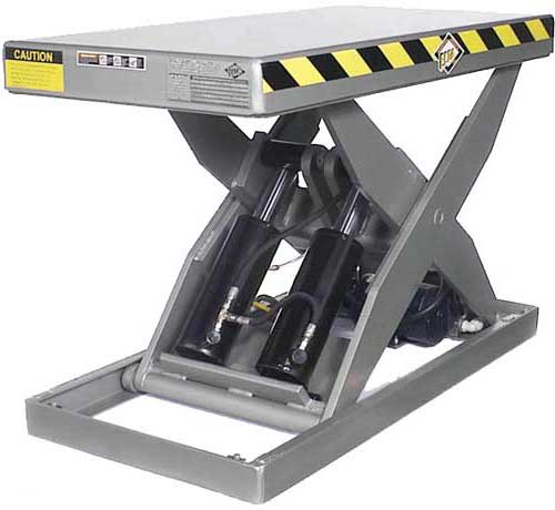 ECOA HLTx Series Hydraulic Lift Tables