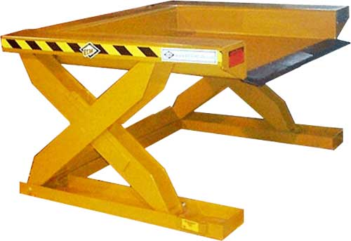 Ecoa Zpl Zero Pan Lift Tables