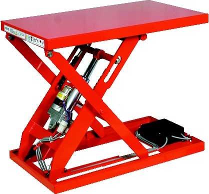 Mechanical Ball Screw Lift Tables
