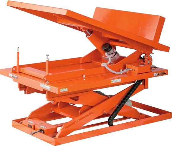 MLI Mechanical Lift And Tilt Table