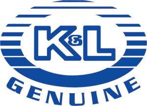 K and L Logo