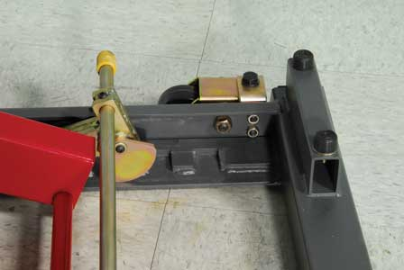 MC655R Locking System