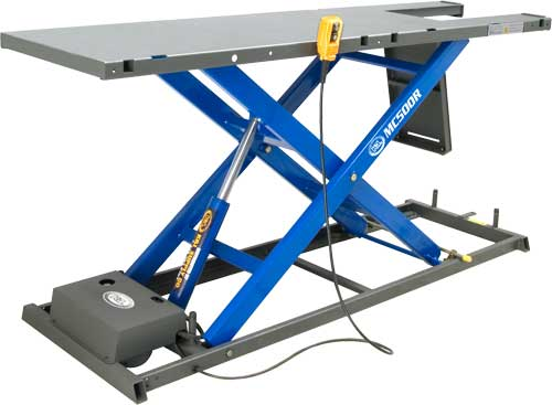 K Amp L Mc500r Motorcycle Lift Tables