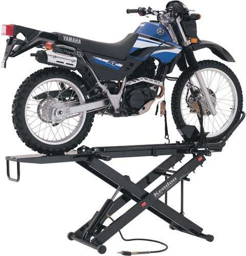 Kendon Stand Up Motorcycle Lift Tables