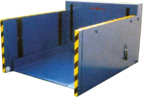 Lift Products Level Lifter Ground Entry Lift Tables