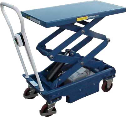 Lift Products Mmle Electric Mobile Lift Tables