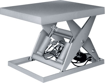 Lift Products Sxt Stainless Steel Lift Tables