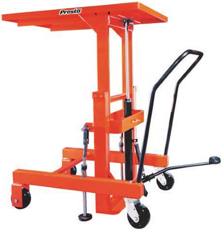 Presto PL Cantilever Post Lift