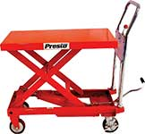 Mobile Lift Carts