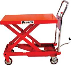 Presto XP Lift Cart