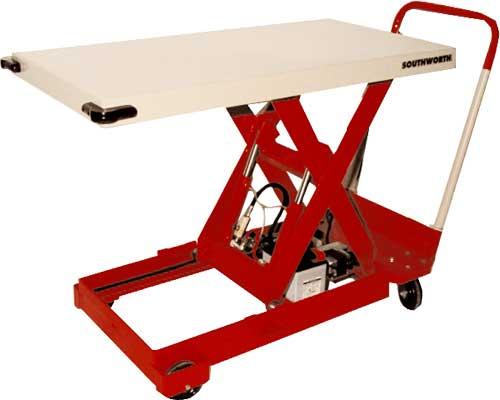Southworth Backsaver Lite Portable Lift Carts