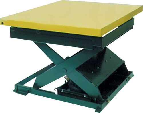 Southworth Pneumatic Lift Tables
