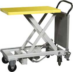Mechanical Lift Carts