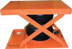Low Profile Pneumatic Lifts