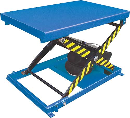Vestil Ablt Air Bag Lift Table