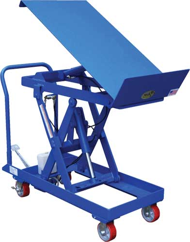 Vestil Tilting Cart