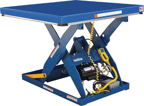Vestil Ehlt 1 36 Electric Lift Table