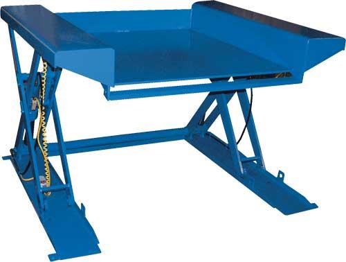 Vestil Ehltg Ground Entry Scissor Table